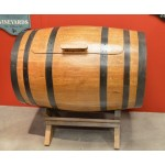 Bourbon Barrel Ice Chest