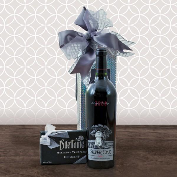 Silver Oak Napa Cabernet Gift Box