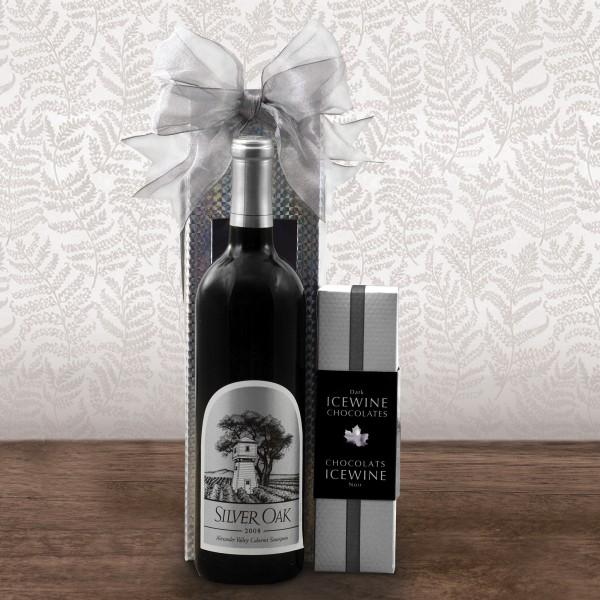 Silver Oak AV Cabernet Gift Box