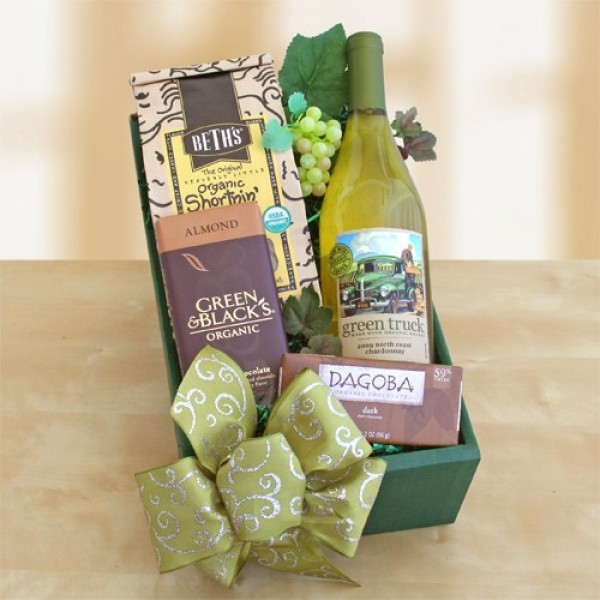 Green Truck Organic Wine and Gourmet