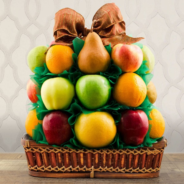 Kosher-Fruit Gift Basket