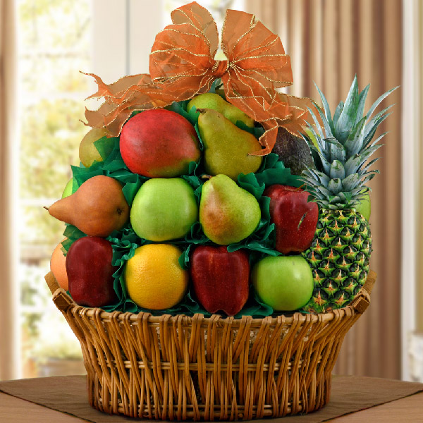 Kosher-Fruit Delights Gift Basket