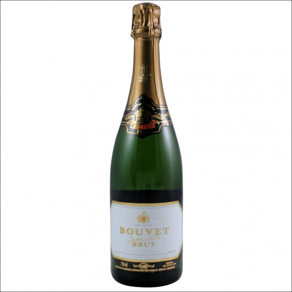 BOUVET SIGNATURE BRUT FRENCH SPARKLING WINE 750ML