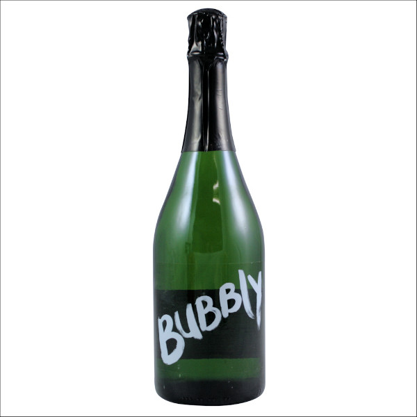 BUBBLY CALIFORNIA SPARKLING WINE 750ML