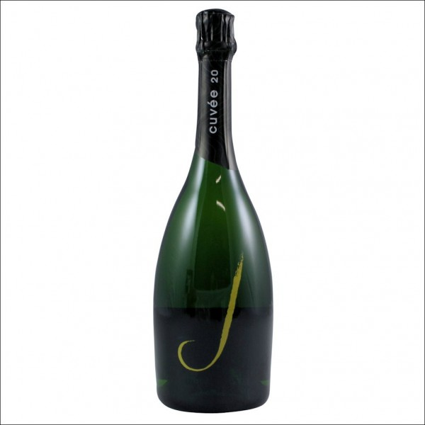J CUVEE 20 BRUT NV SPARKLING WINE 750ML
