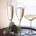 Riedel Vinum Champagne Wine Glasses Set of 2