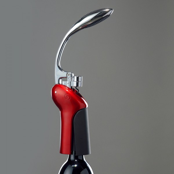 Rabbit Vertical Corkscrew Red