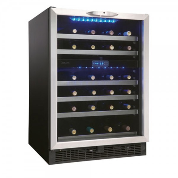 Danby Silhouette Wine Cooler Stainless