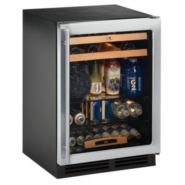 U-Line Echelon Wine Cooler Stainless