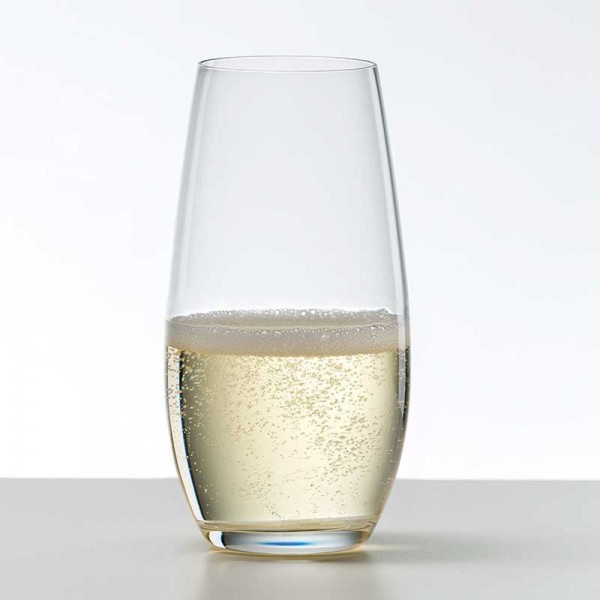 Riedel O Champagne Flutes Set of 2, #15233