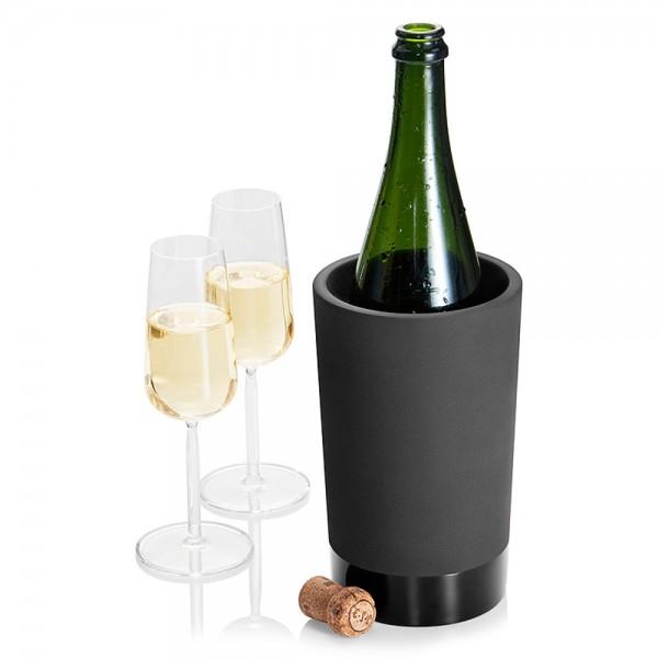Terra Cotta Black Wine Chiller