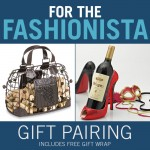 For the Fashionista Gift Pairing