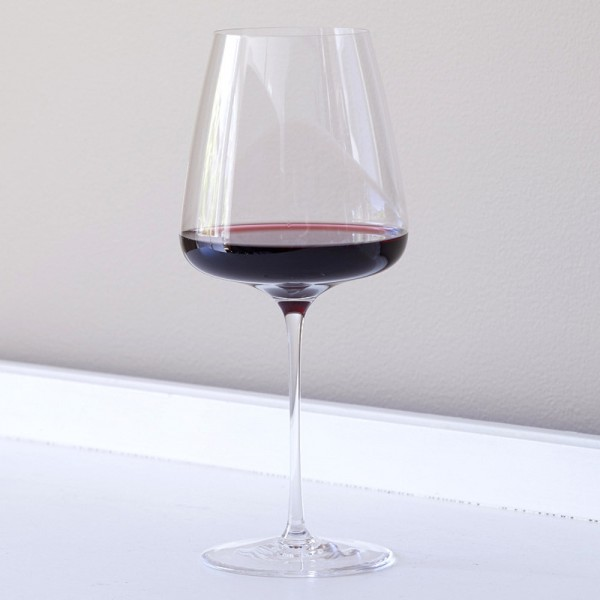 Italesse Red Wine Glasses Set of 2
