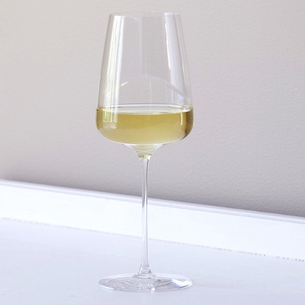 Italesse White Wine Glasses Set of 2