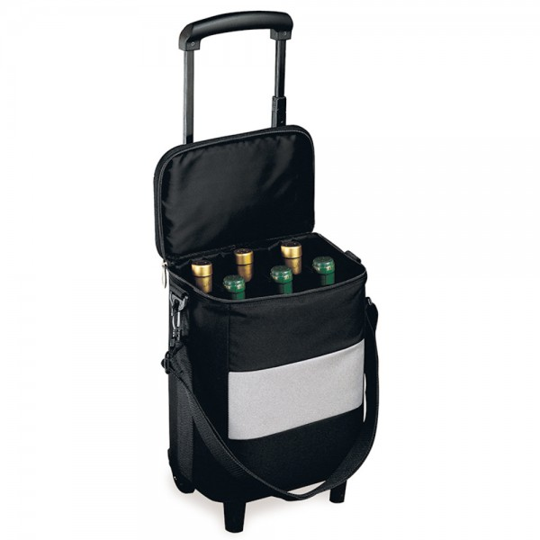 Wine Trolley 6 Bottle