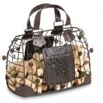 Cork Cage Handbag