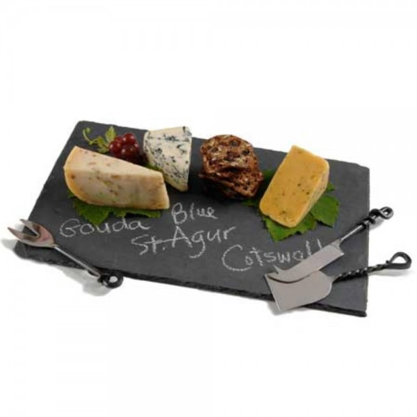Rectangle Slate Serving Board