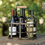 French Wine Carrier 6-Bottle