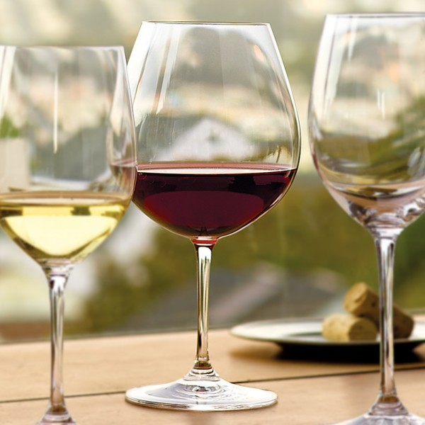Riedel Vinum Pinot Noir/Burgundy Wine Glasses Set of 2