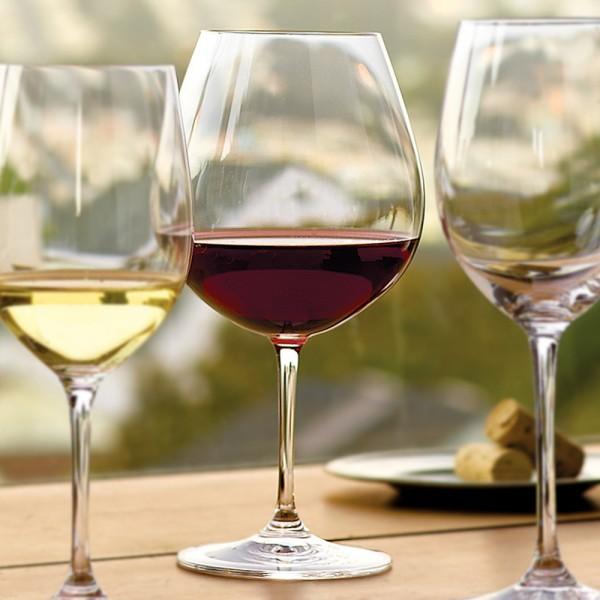 Riedel Vinum Pinot Noir/Burgundy Wine Glasses Set of 2