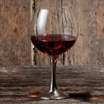 Avignon Burgundy Wine Glass - 1 Stem