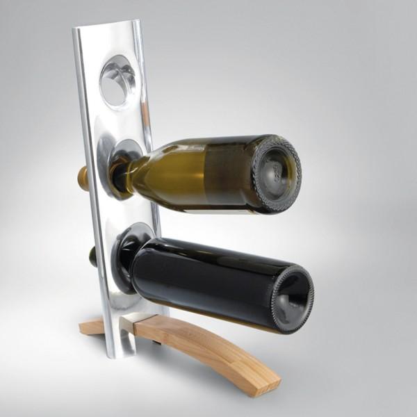 Nambe Zen Wine Rack