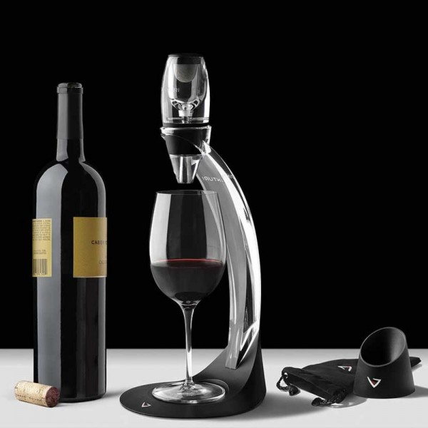 Vinturi Red Wine Aerator and Tower Set, #7456