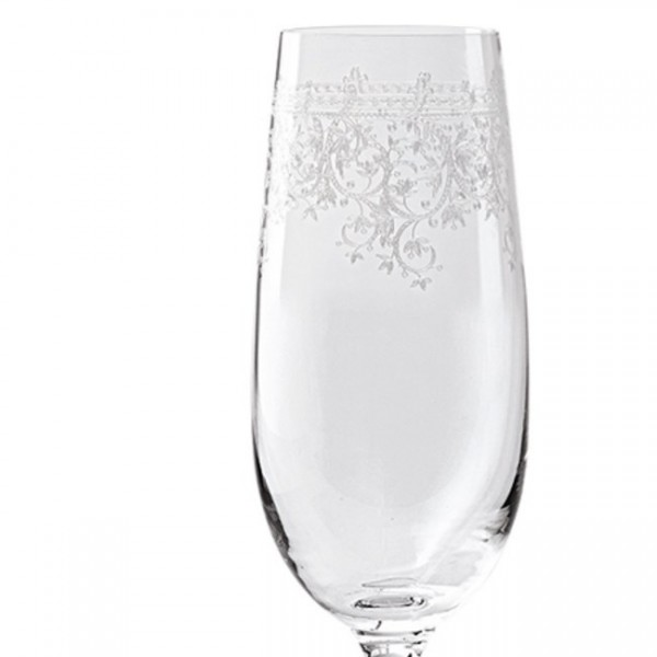Lucca Champagne Flute 6 Stems