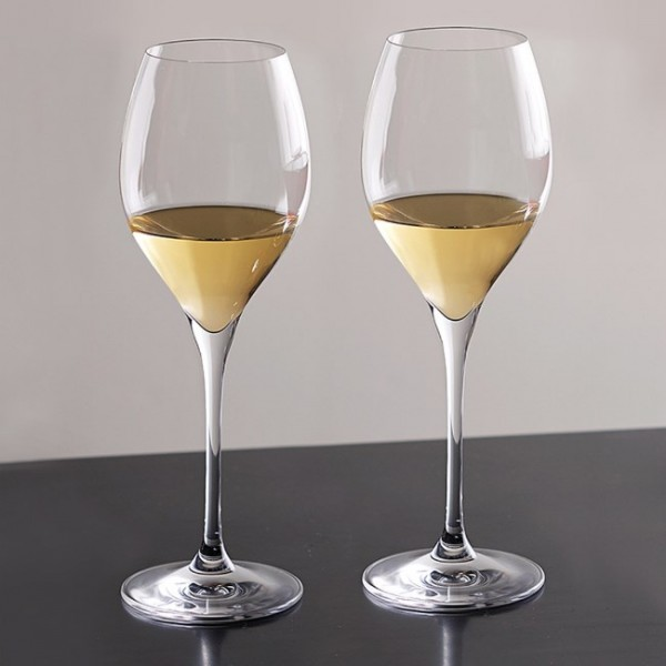 Adina Prestige White Wine Glasses Set of 2