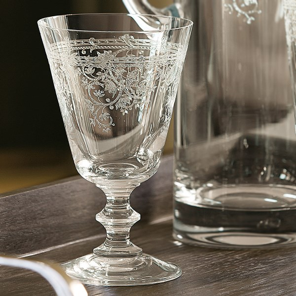 Lucca Cafe Goblets Set of 6