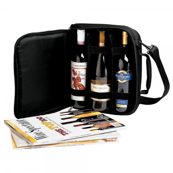 Wine Tote 3-Bottle