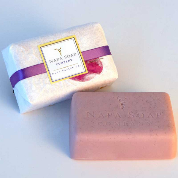 Napa Soap Company Figs & Zinfandel Soap