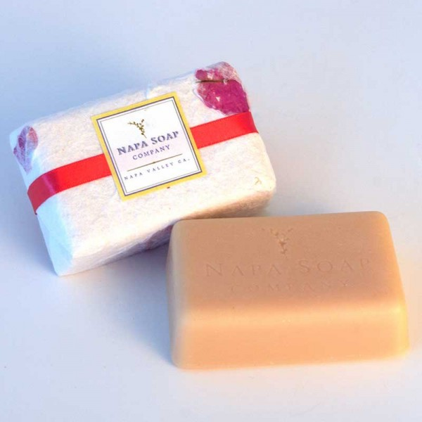 Napa Soap Company Berry Rose Soap