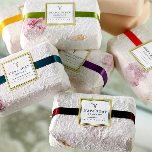 Napa Soap Company Bar Soap Set of 6