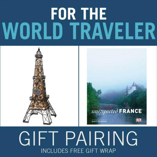For the World Traveler Gift Pairing