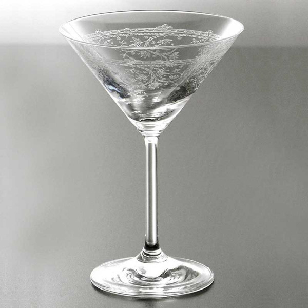 Lucca Martini Glasses Set of 6