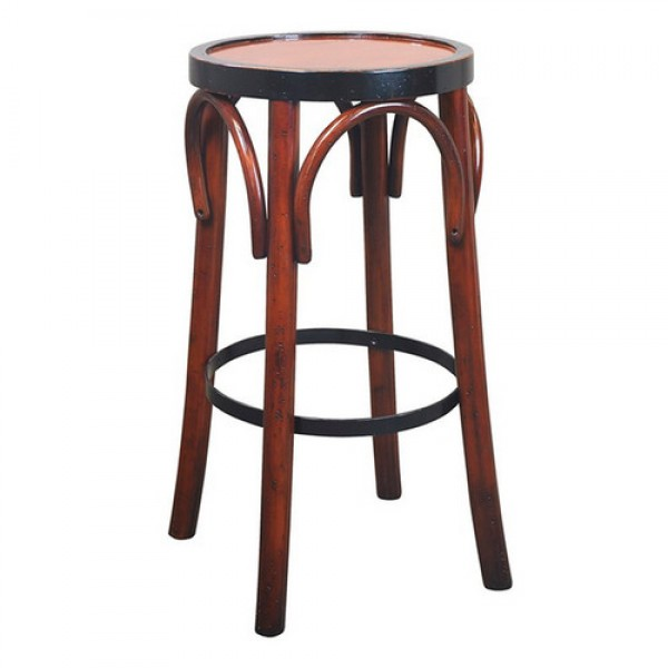 Grand Hotel Barstool Honey Finish