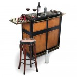 Casablanca Bar Black Finish