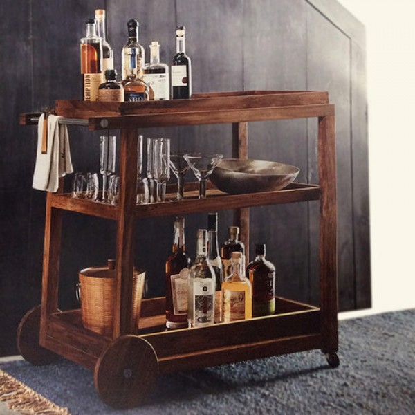 Howell Bar Cart