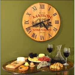 Home Wine Decor
