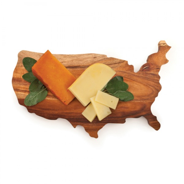 Old Glory: USA Cheese Board