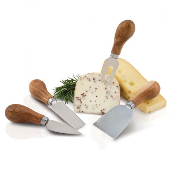 Rustic Farmhouse: Gourmet Cheese Knives