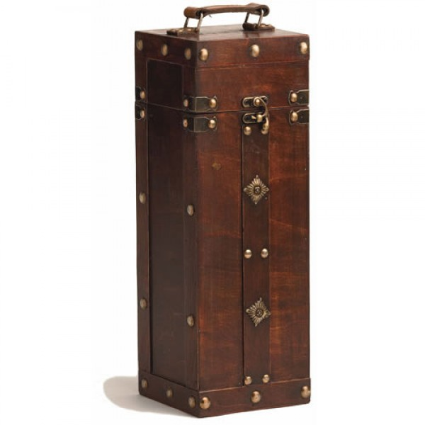 Chateau: Treasure Chest Wine Box