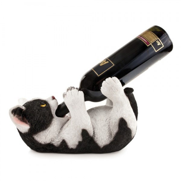 Klutzy Kitty Bottle Holder