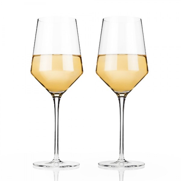 Raye - Crystal Chardonnay Glass Set