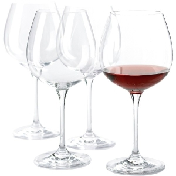Wine Enthusiast Fusion Classic Pinot Noir Wine Glasses - 20 oz - 4 / Set