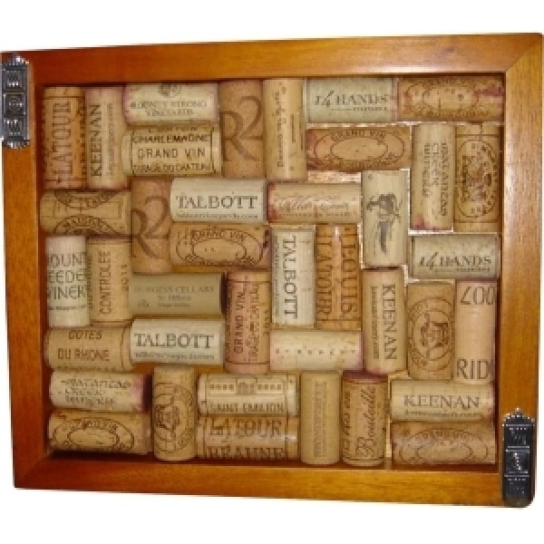 Wine Enthusiast Wine Cork Trivet Kit - Trivet