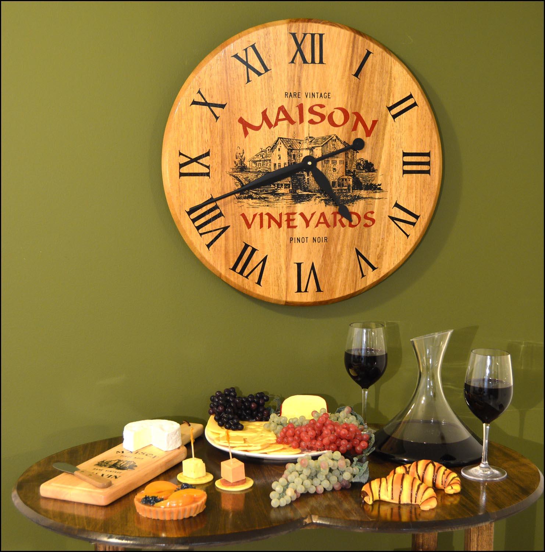 Home Wine Decor