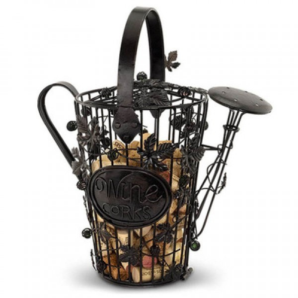 Cork Cage Watering Can