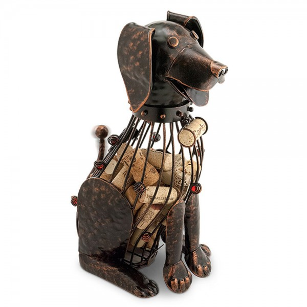 Corky the Dog Cork Cage